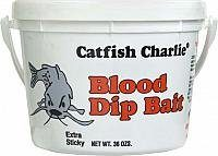 Catfish Charlie Wild Cat Blood Dip Bait