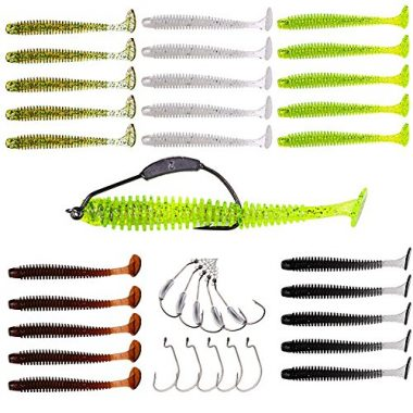 YONGZHI Fishing Bass Lure