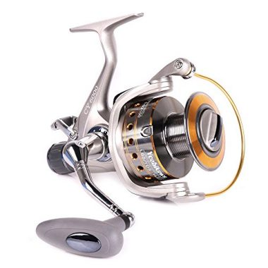 Yoshikawa Baitfeeder Spinning Reel For Bass