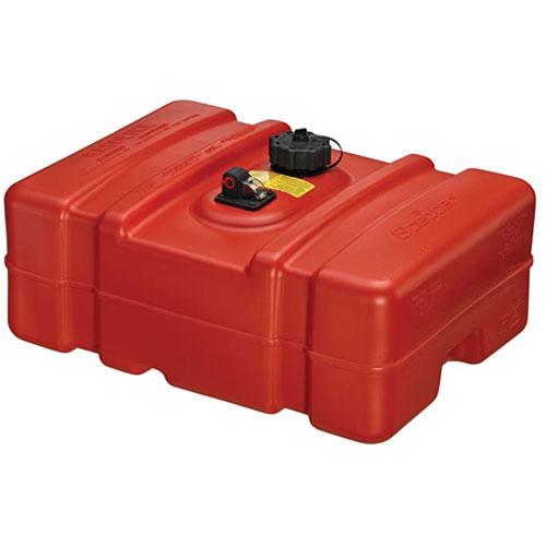 Attwood 3 Gallon Portable Boat Fuel Tank