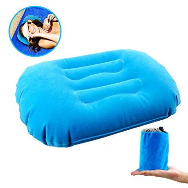 Camping Pillow By kamlif