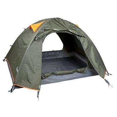 Yodo Upgraded 3-Season 1,2,4 Person Waterproof Tent