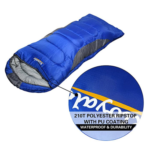 Rioyalo 0 Degree Winter Sleeping Bag