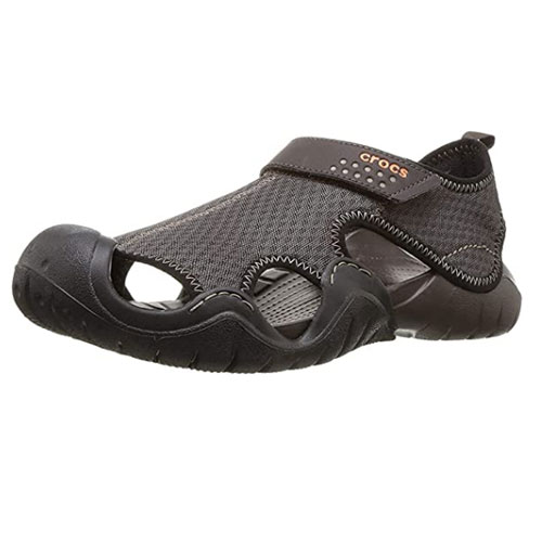 Crocs SwiftWater Mesh Sandal Water Shoes
