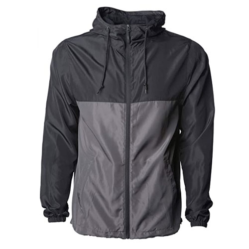 Global Men's Lightweight Windbreaker Jacket