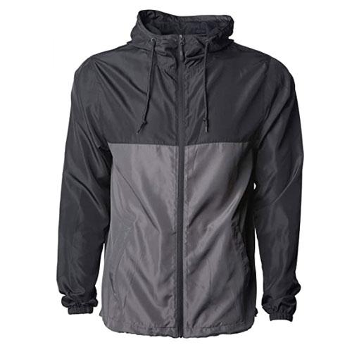 Global Men's Lightweight Windbreaker Jacket