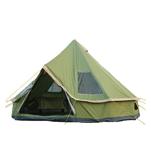 Hasika Lightweight Family Teepee Tent