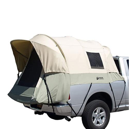 Kodiak Truck Bed Canvas Tent