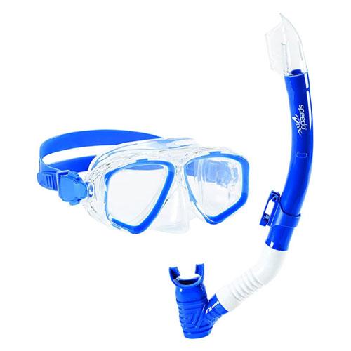 Speedo Jr. Adventure Kid Snorkel Set