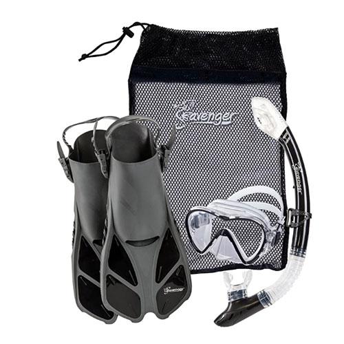 Seavenger Diving Kid Snorkel Set