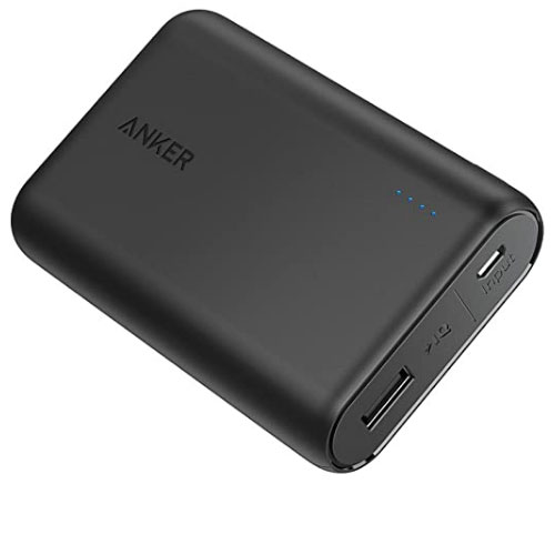 Anker PowerCore 10000 mAh Portable Charger