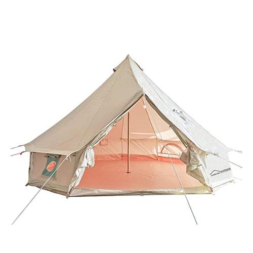 Danchel Outdoor Cotton Bell Canvas Tent