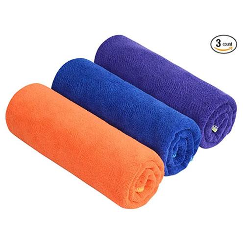 Sinland Microfiber Camp Towels