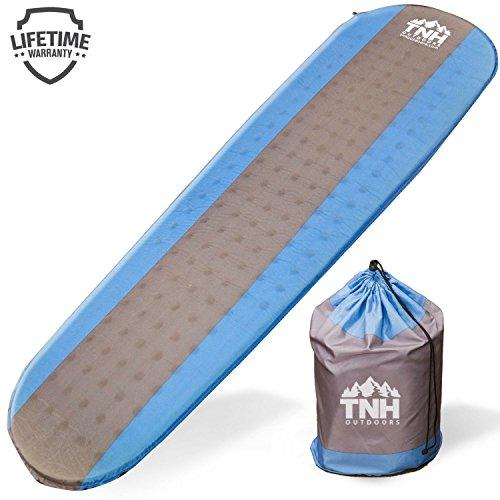 TNH Outdoors Premium Self Inflating Sleeping Pad