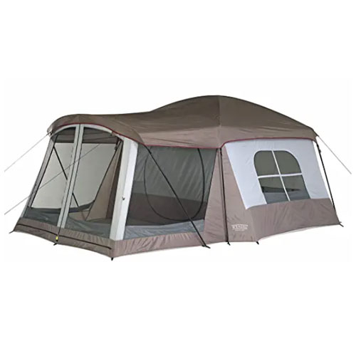 Wenzel Klondike 8 Person Camping Tent