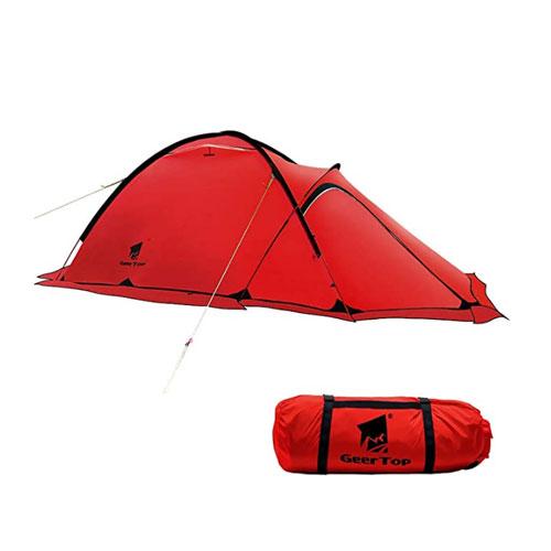 Geertop Portable Two-Person Four-Season Tent