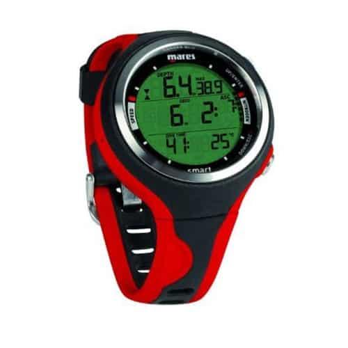 Mares Smart Wrist Dive Computer Freediving Watch