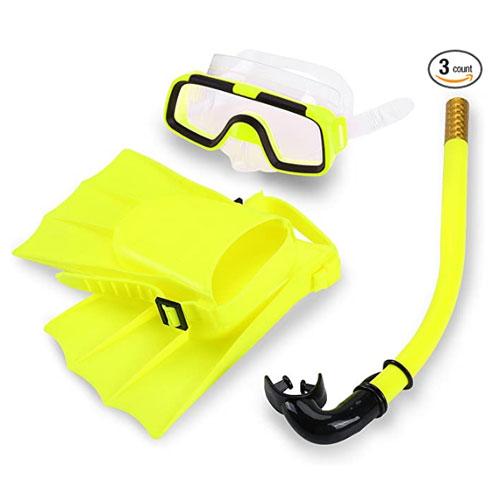 Yosoo Kid Snorkel Set