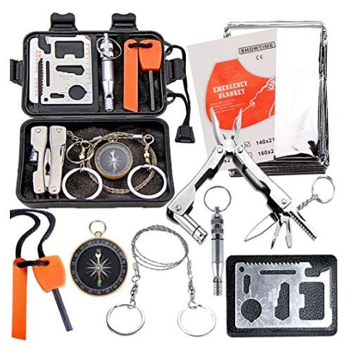 EMDAK Outdoor Survival Kit