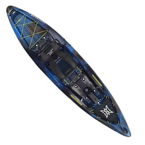 Perception Pescador Pro 12 River Fishing Kayak