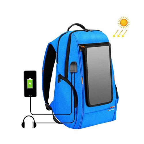 Haweel Multi-Function Solar Backpack