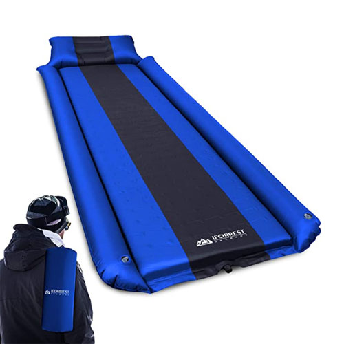 IFORREST Armrest & Pillow Camping Sleeping Pad
