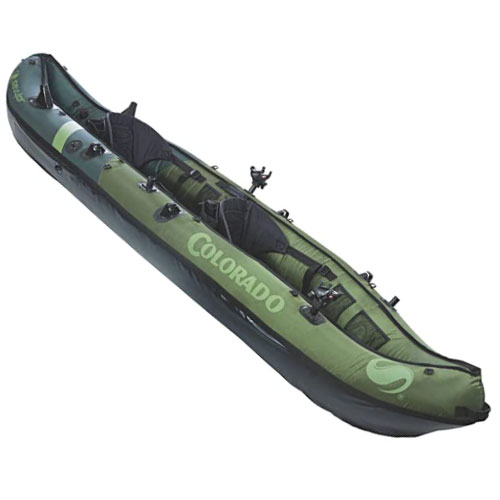 Sevylor Coleman Colorado Fly Fishing Kayak