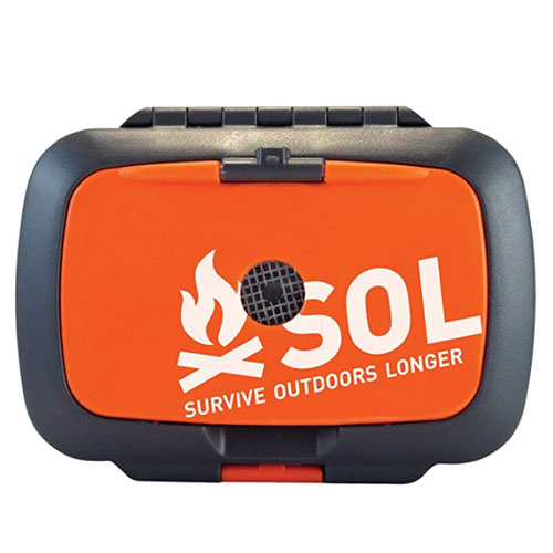 S.O.L. Origin Waterproof Survival Kit