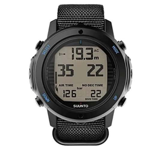 Suunto D6i Novo Wrist Computer with USB Cable Freediving Watch