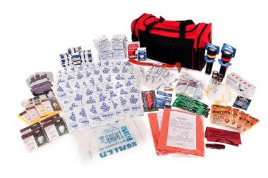 Survival Prep Warehouse 4 Person Survival Kit Deluxe