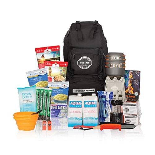 Premium Emergency Survival Kit