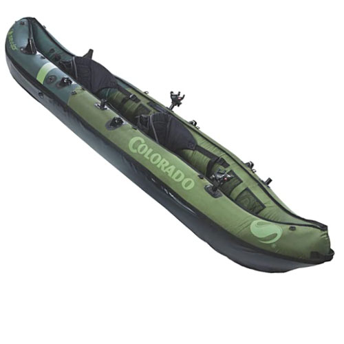 Sevylor Coleman Colorado Waterfowl Kayak