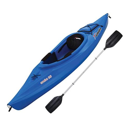 Sun Dolphin Aruba 10 Fly Fishing Kayak