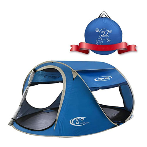 Zo make 4 Person Pop Up Tent