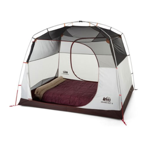 REI Co-op Grand Hut 4 Person Camping Tent