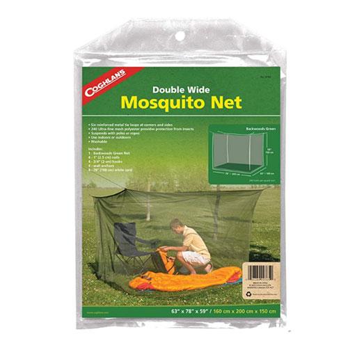Coghlan's Rectangular Bed Mosquito Net