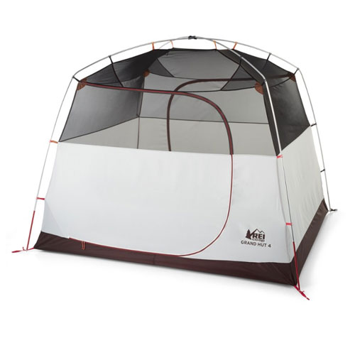 REI Co-op Grand Hut 4-Person Camping Tent