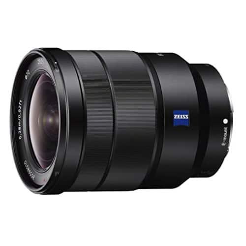 Sony Vario-Tessar 16-35mm f/4 Underwater Lens
