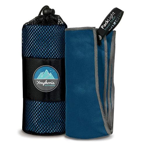 Youphoria Microfiber Travel Camp Towel