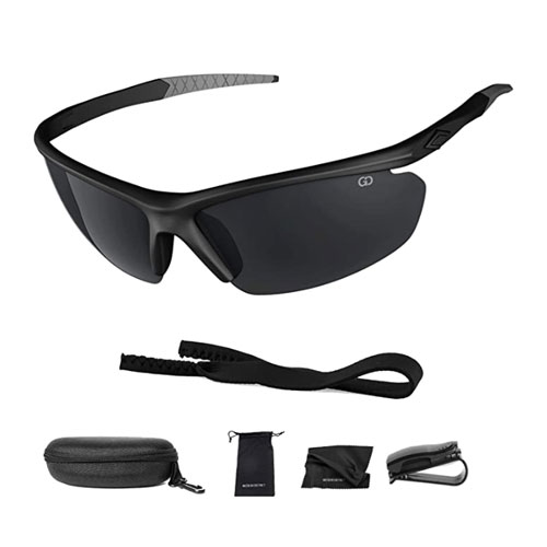 Gear District Anti-Fog Sailing Sunglasses