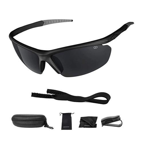 Gear District Anti-Fog Sailing Sunglasses