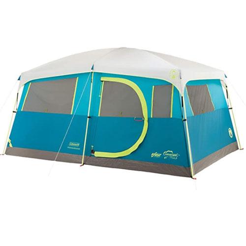 Coleman Tenaya Lake 8 Person Camping Tent