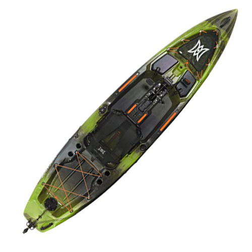 Perception Pescador Pilot 12 Waterfowl Kayak