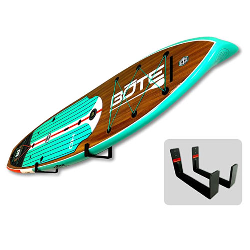 StoreYourBoard Naked Paddle Board Wall Rack
