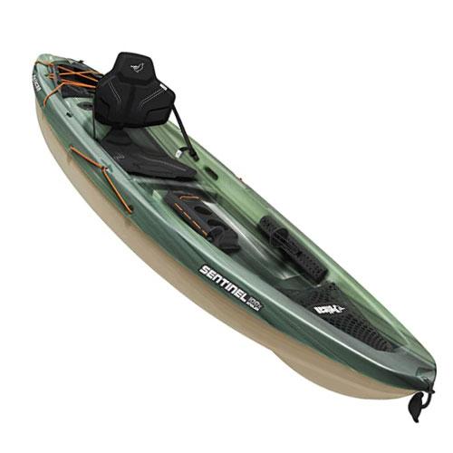 Pelican Sentinel 100X Fly Fishing Kayak