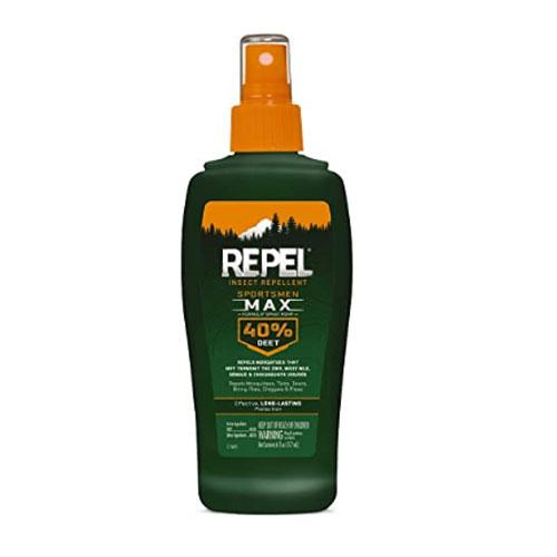 REPEL Sportsmen Max 40% Deet Mosquito Repellent