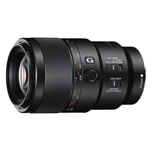 Sony G 90mm f/2.8 Macro Underwater Lens