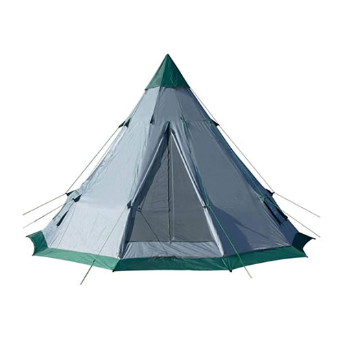 Winterial Family Camping Teepee Tent