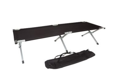 Portable Folding Camping Bed & Cot by Trademark Innovations