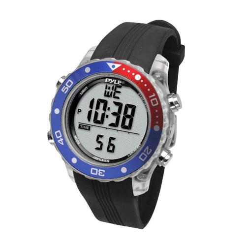 Pyle Underwater Multi-Function Water Sport Wrist Freediving Watch